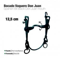 Bocado Vaquero Don Juan 2a...