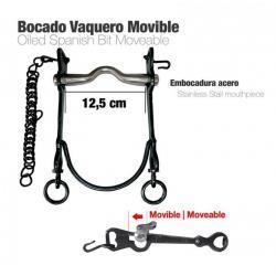 Bocado Vaquero Movible...