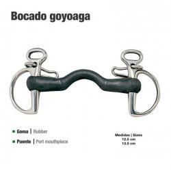 Bocado Goyoaga Goma Puente...