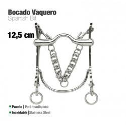 Bocado Vaquero Inox 217971...