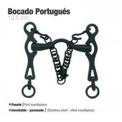 Bocado Portugués Inox...