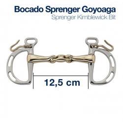 Bocado Sprenger Goyoaga...