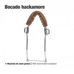 Bocado Hackamore Cuero...