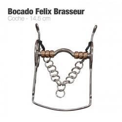 Bocado Felix Brasseur...