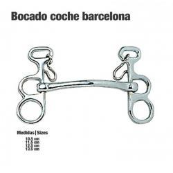 Bocado Coche Barcelona 21264mi