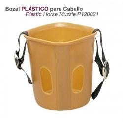 Bozal Plástico Para...