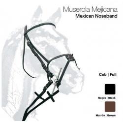 Cabezada Montar Muserola...