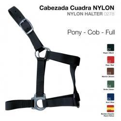 Cabezada Cuadra Nylon 0278