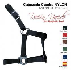 Cabezada Cuadra Nylon...