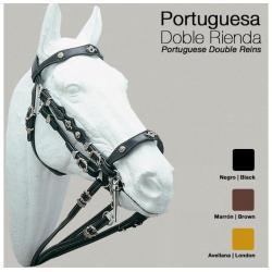 Cabezada Portuguesa Doble...