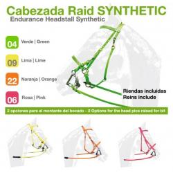 Cabezada Raid Synthetic