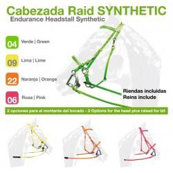 Cabezada Raid Synthetic