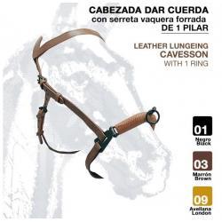 Cabezada Serreta Vaquera...
