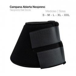 Campana Abierta Neopreno 4803