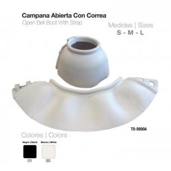 Campana Abierta Con Correa...