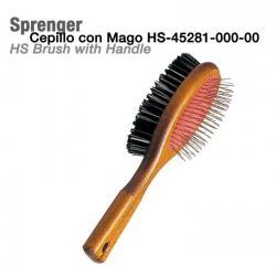 Cepillo Sprenger Con Mango...