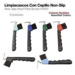 Limpiacascos Con Cepillo...