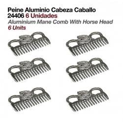 Peine Aluminio Cabeza...