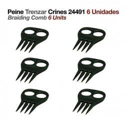 Peine Trenzar Crines 24491...