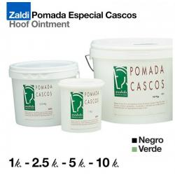ZALDI POMADA ESPECIAL CASCOS
