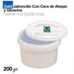 Zaldi Jaboncillo Con Cera...