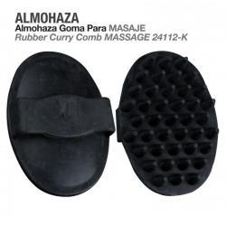 Almohaza Goma Para Masaje...