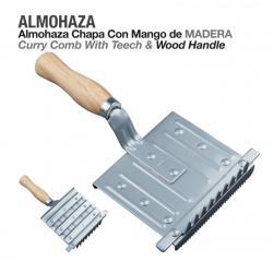 Almohaza Chapa Con Mango...
