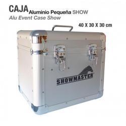 Caja Aluminio Pequeña...