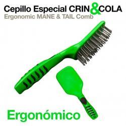 Cepillo Especial Crin &...