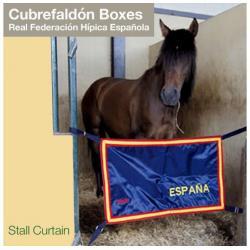 CUBREFALDÓN BOXES REAL...
