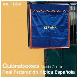 Cubreboxes Real Federación...