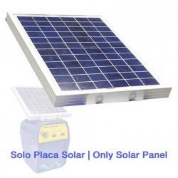 Pastor: Panel Solar 7w Suelto