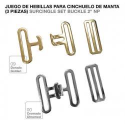 Hebilla Para Cinchuelo De...
