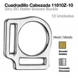 Cuadradillo Cabezada 12uds
