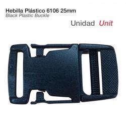 Hebilla Plástico 6106 25mm...