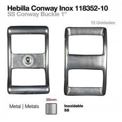 Hebilla Conway Inox...