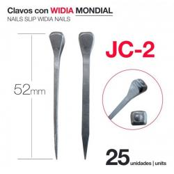 Clavos Con Widia Mondial...