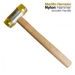 Martillo Herrador Nylon 40mm