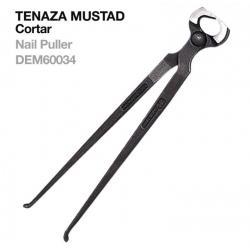 Tenaza Mustad Cortar Nail...