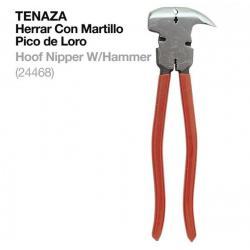 Tenaza Herrar Con Martillo...