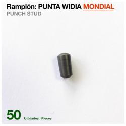 RAMPLÓN PUNTA WIDIA MONDIAL...