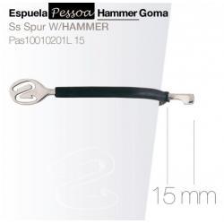 Espuela Pessoa Hammer Goma...
