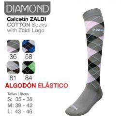 Calcetín Zaldi Algodón...