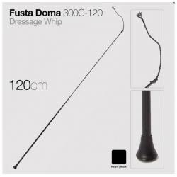 Fusta Doma 300c-120 Negro...
