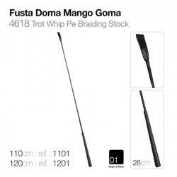 Fusta Doma Mango Goma 4618