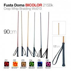 Fusta Doma Bicolor 215bk