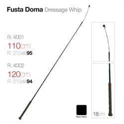 Fusta Doma R. 4002 Negro