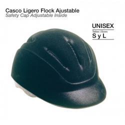 Casco Ligero Flock...