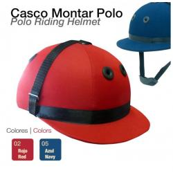 Casco Montar Polo