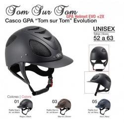 """Casco Gpa """"ton Sur Ton""""..."""